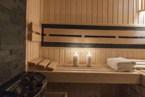 sauna domek murzasichle