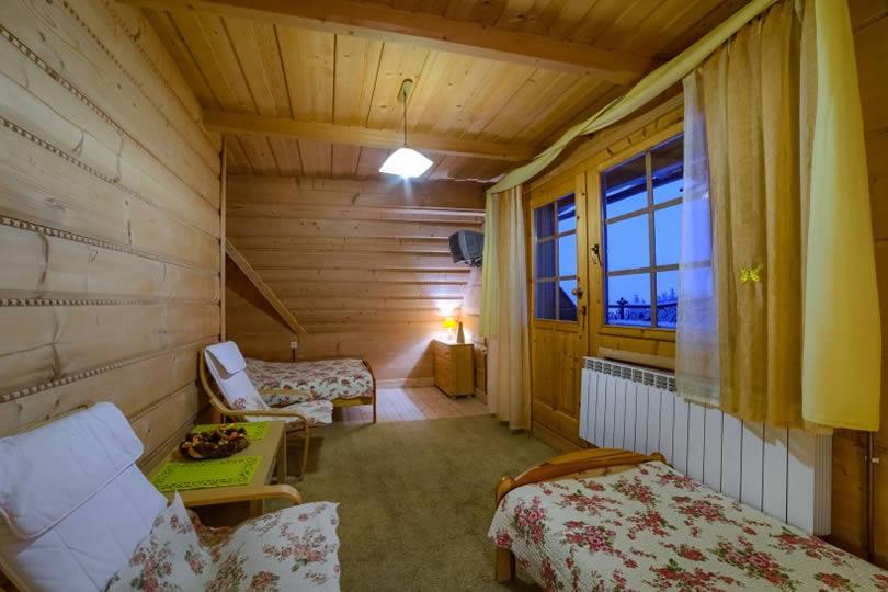 pokoje w tatrach