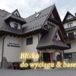 Dom Wczasowy Na Kamieńcu Białka Tatrzańska noclegi
