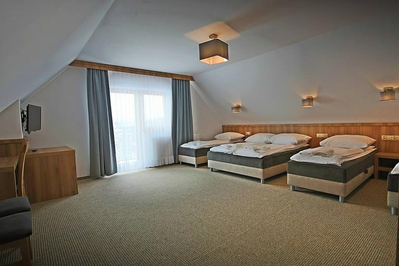komfortowe pokoje Szaflary