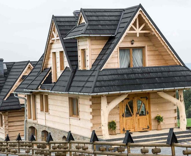 Góralska Osada domki do wynajęcia Szaflary Bańska Wyżna