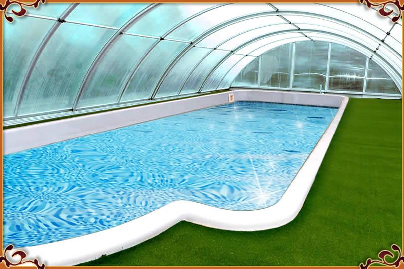 pokój z widokiem basen
