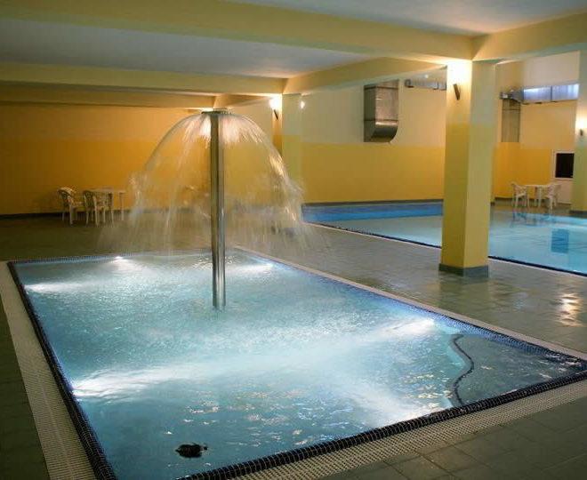 Modrzewiowy Dwór SPA z basenem Murzasichle
