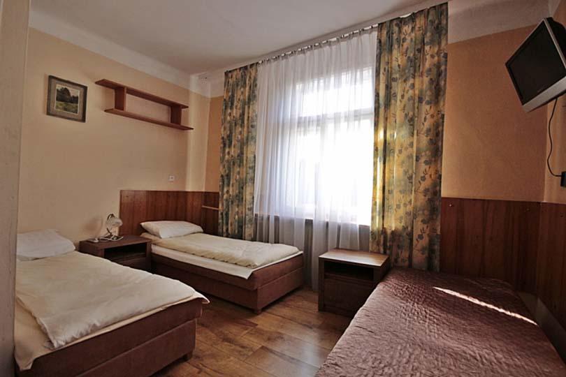 wolne pokoje w centrum Szczawnica