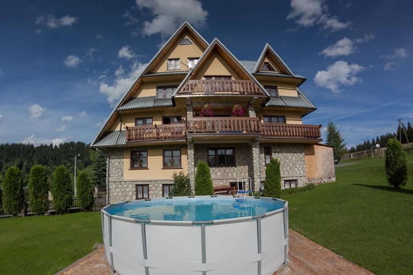 Dom Wczasowy Jesionkówka Poronin
