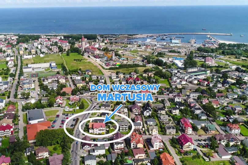 Wolne pokoje Martusia nad morzem Władysławowo