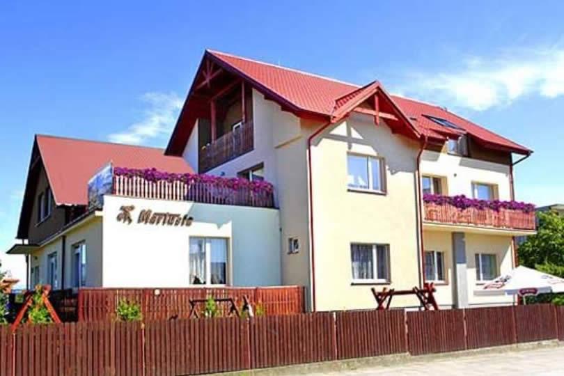Dom Wczasowy Martusia nad morzem Władysławowo