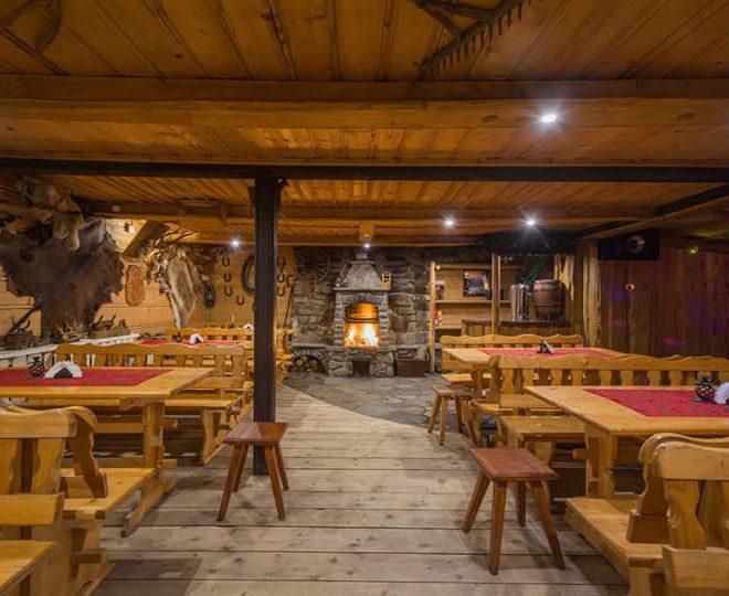 Bar GROŃ Szczawnica Pieniny