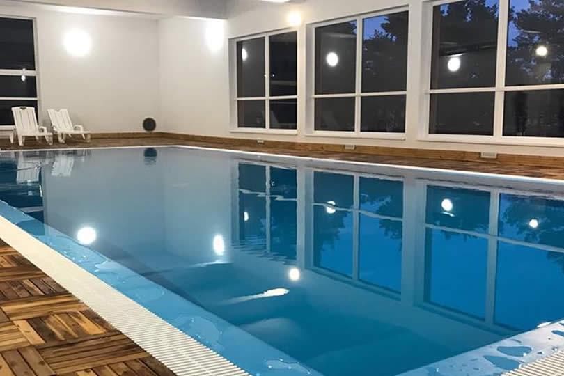 Apartamenty z basenem Poddąbie