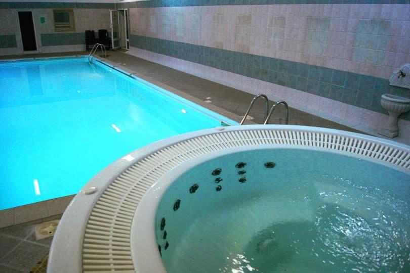 Revital Borne Sulinowo noclegi basen