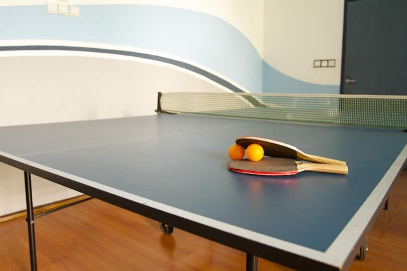 Revital Borne Sulinowo relaks ping pong